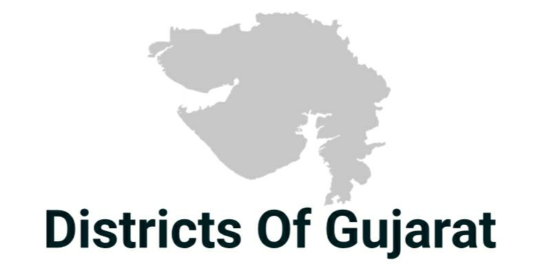 List of Districts of Gujarat